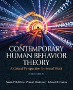 Contemporary Human Behavior Theory: A Critical Perspective for Social Work  (MyHelpingKit Series)